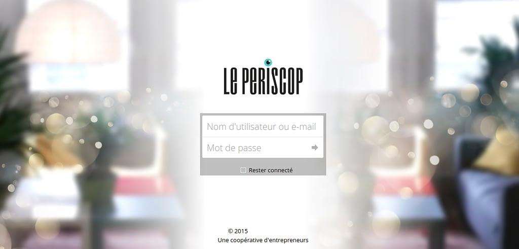 Page accueil Cloud LE PERISCOP